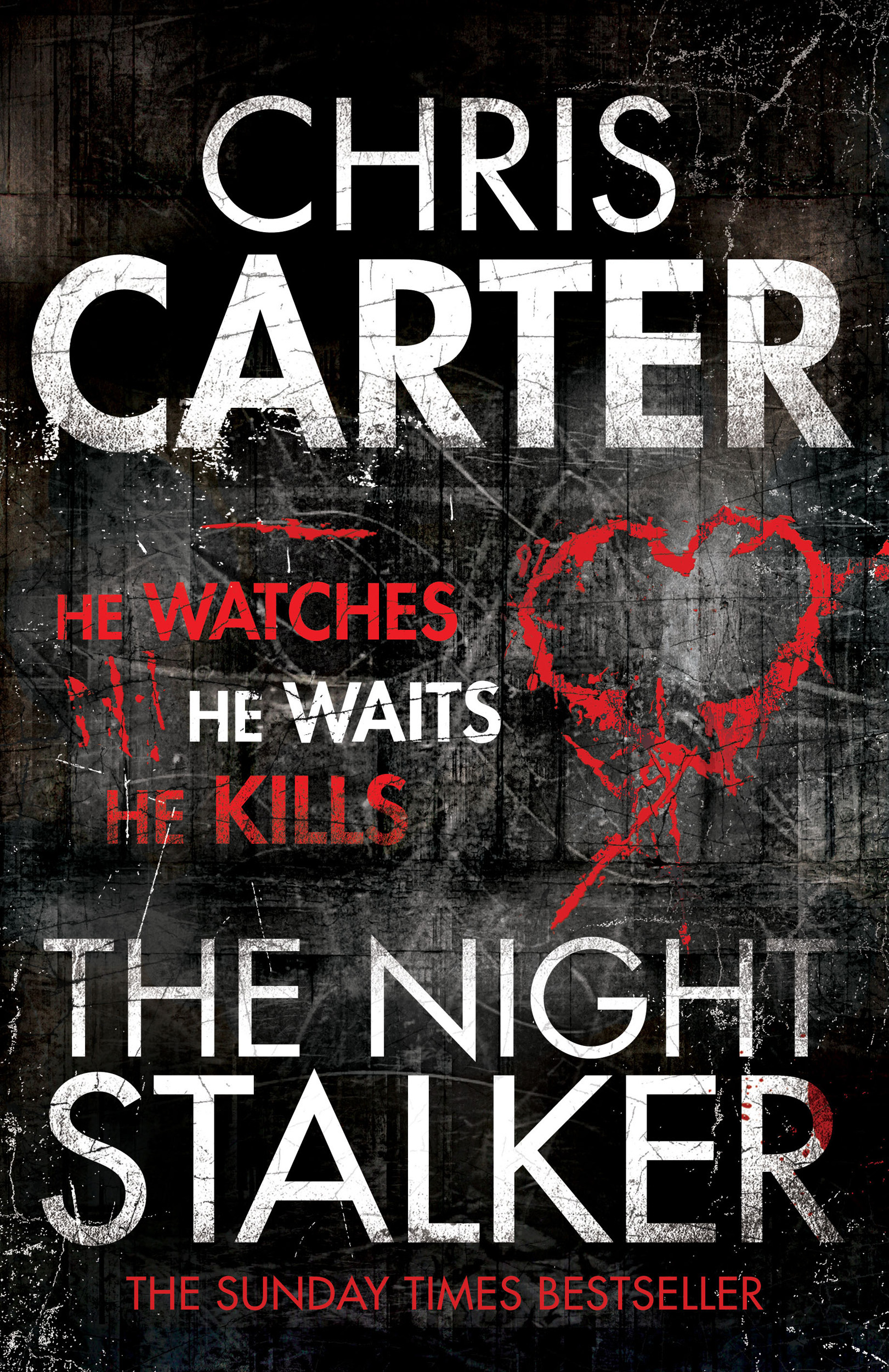 The Night Stalker by Chris Carter | Books and Writers